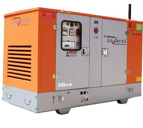 Generator dealer in Chennai